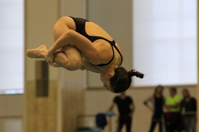 China dominate women's platform semi-finals at FINA Diving Grand Prix