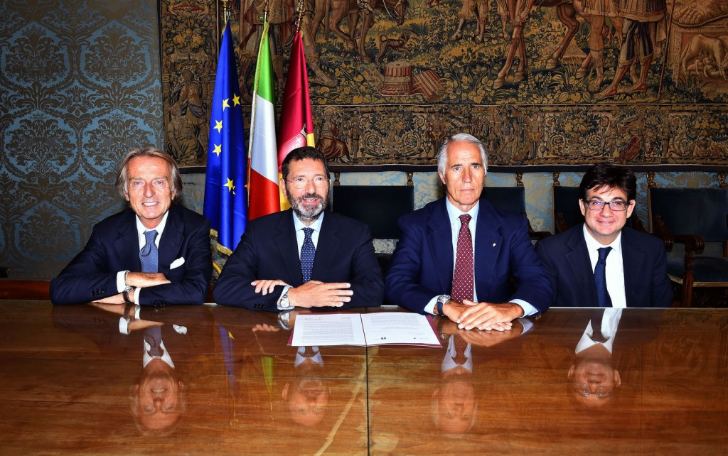 Rome sends bid letter to officially become candidate for the 2024 Olympics and Paralympics