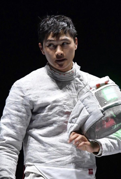 Oh takes men's title at FIE Sabre Grand Prix in Moscow