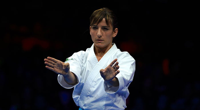 Spanish duo secure kata titles at European Karate Championships