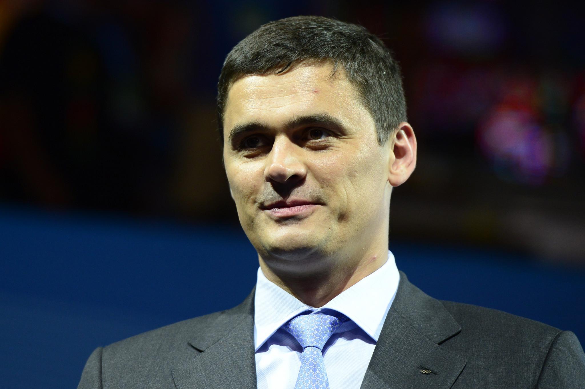 Alexander Popov nominated for ROC Presidency