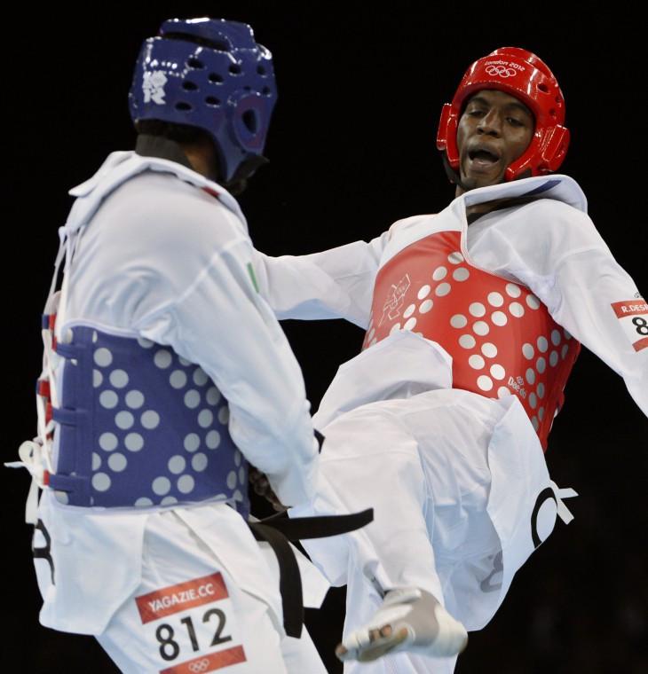 Nigerian star hails importance of taekwondo tournament in Lagos