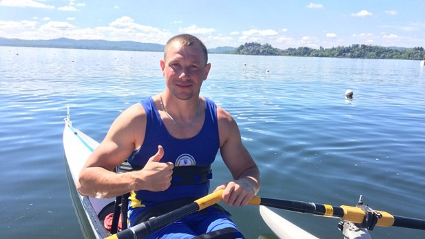 Polianskyi secures second gold at Para Rowing International Regatta