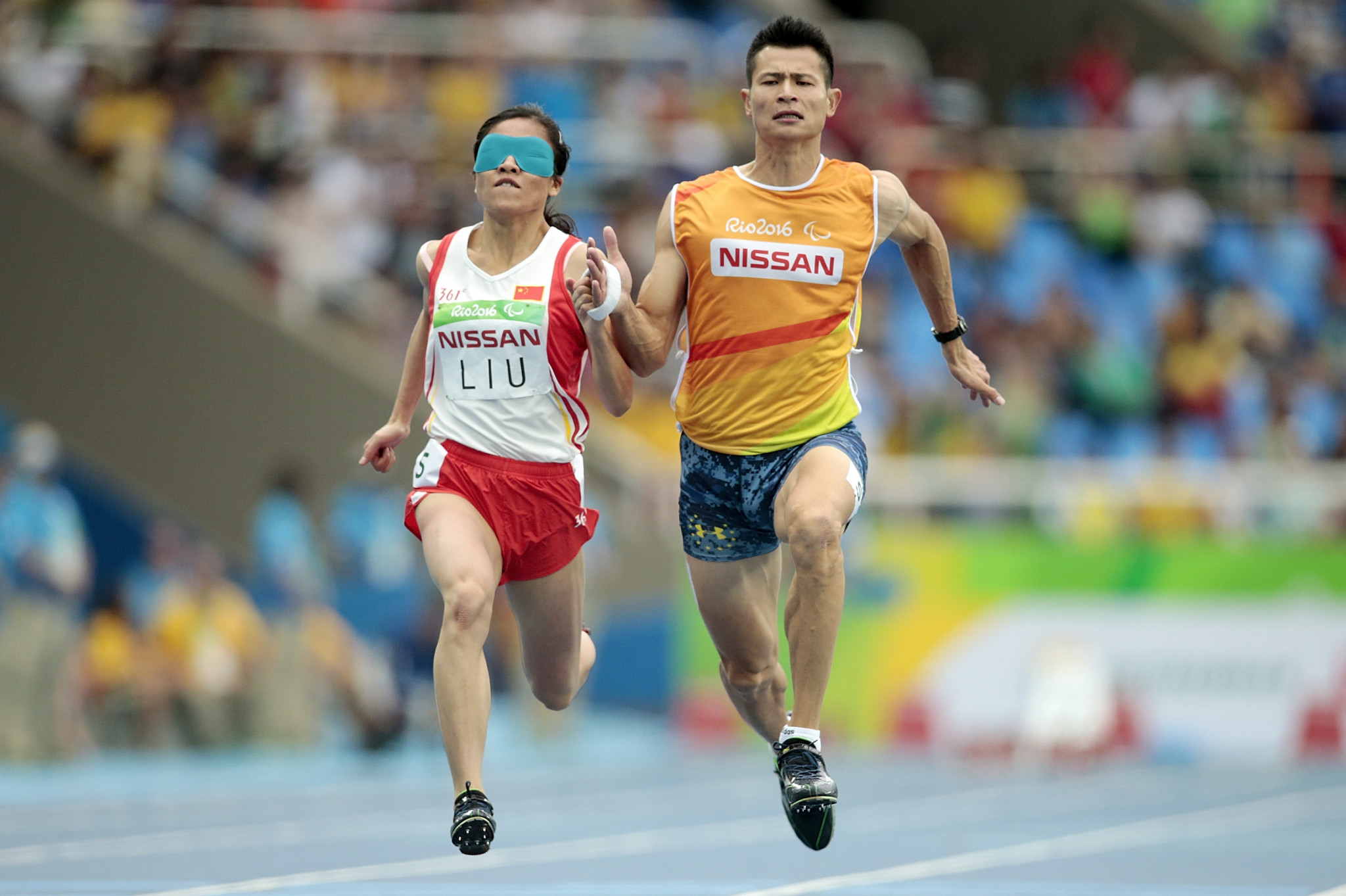 Paralympic champion Liu breaks world record on final day of World Para Athletics Grand Prix