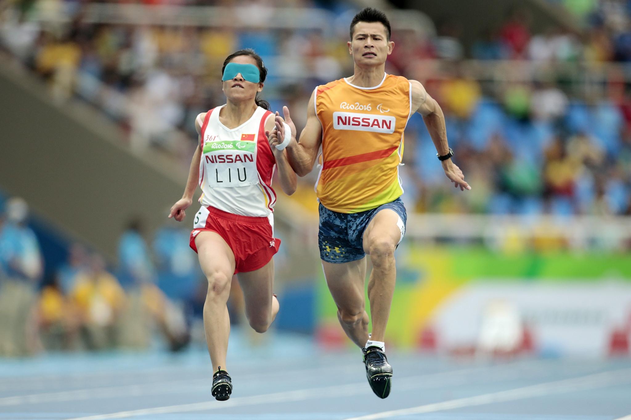Paralympic champion Liu breaks world record on final day of World Para Athletics Grand Prix