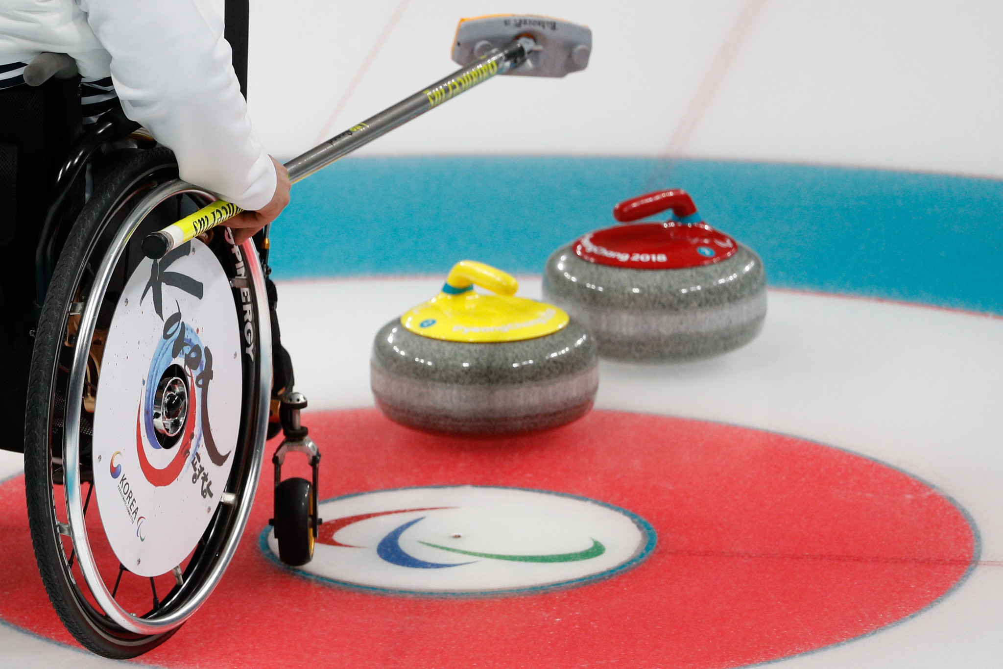 WCF launch review into wheelchair curling delivery sticks