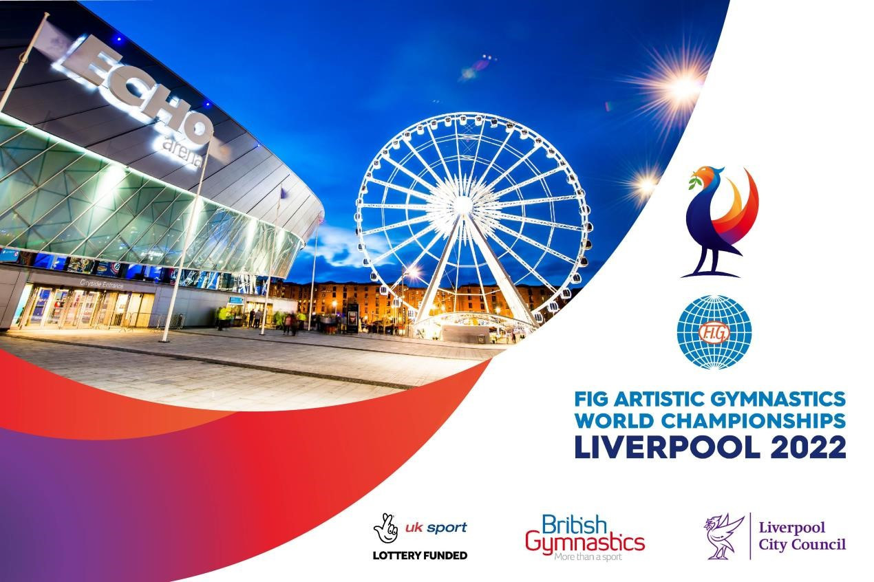 Liverpool awarded 2022 Artistic Gymnastics World Championships