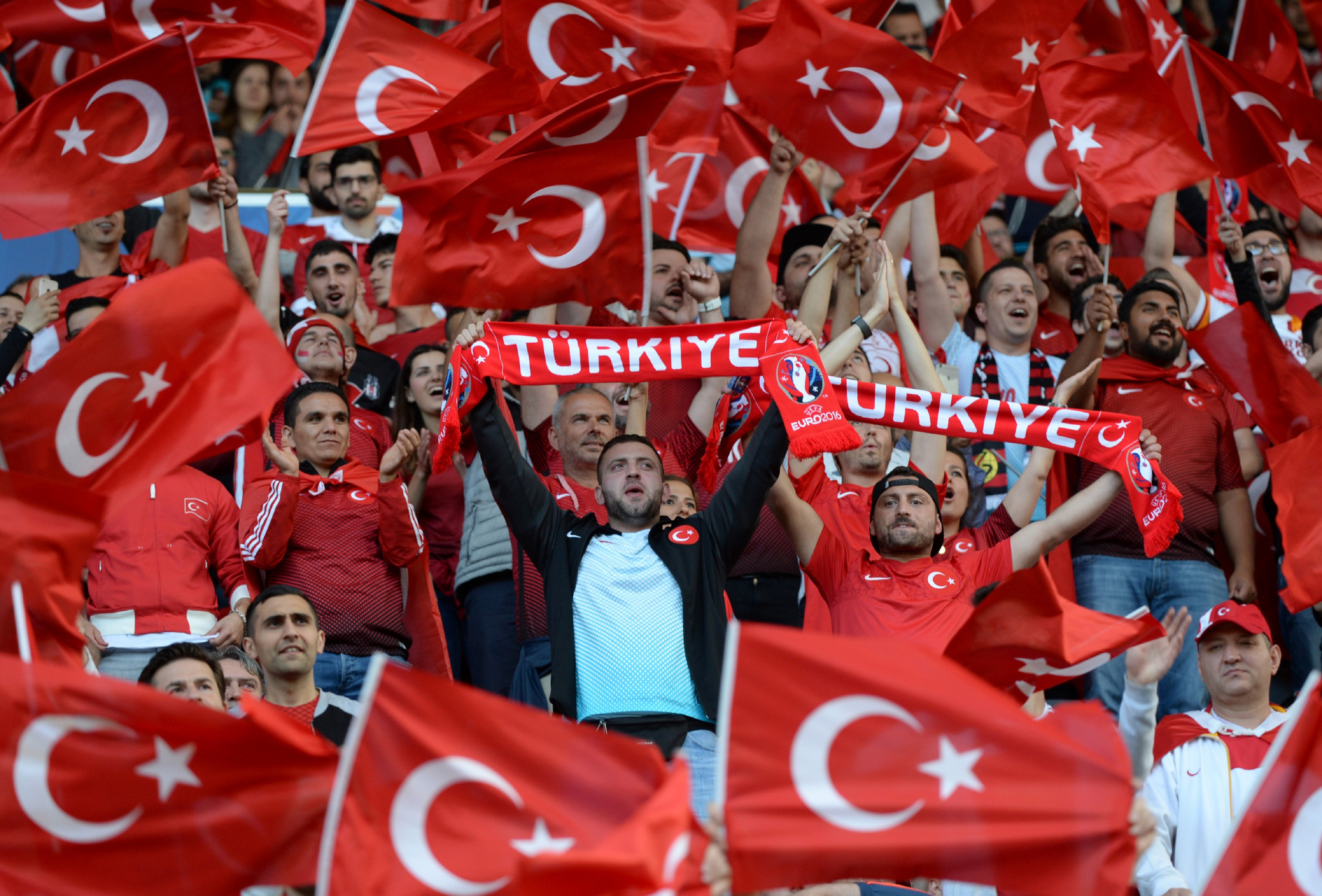 Turkey claim readiness to host Euro 2024 and look to allay security fears