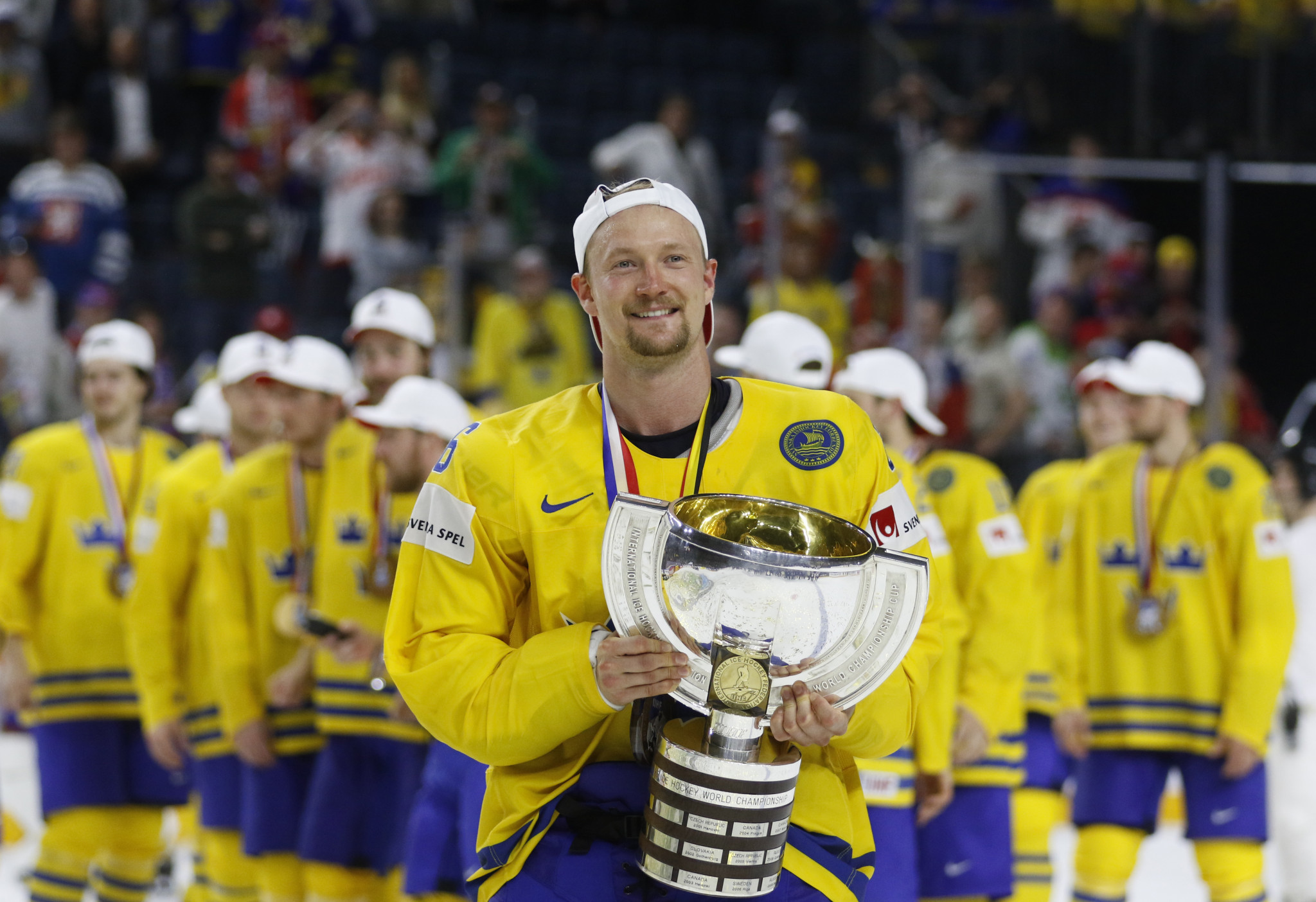 Sweden are defending champions at the IIHF World Championship  ©Getty Images