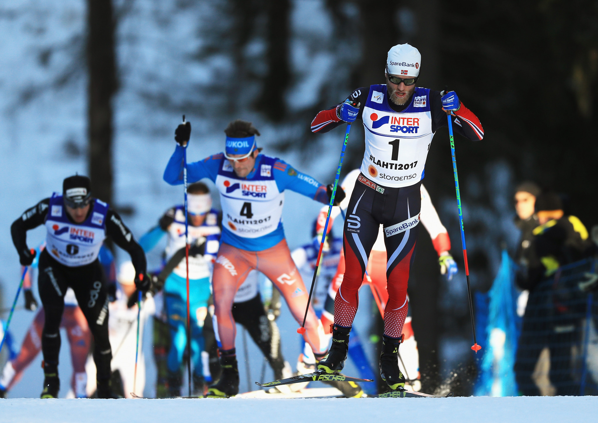 The agreement covers the FIS Nordic World Ski Championships in 2023 and 2025 ©Getty Images