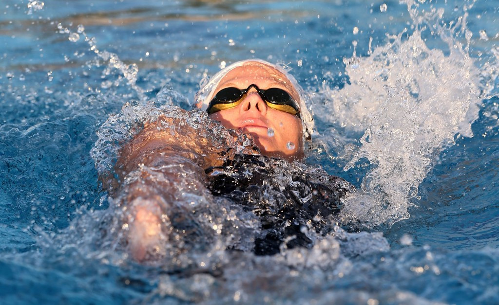 Kirsty Coventry won 200m medley gold for Zimbabwe