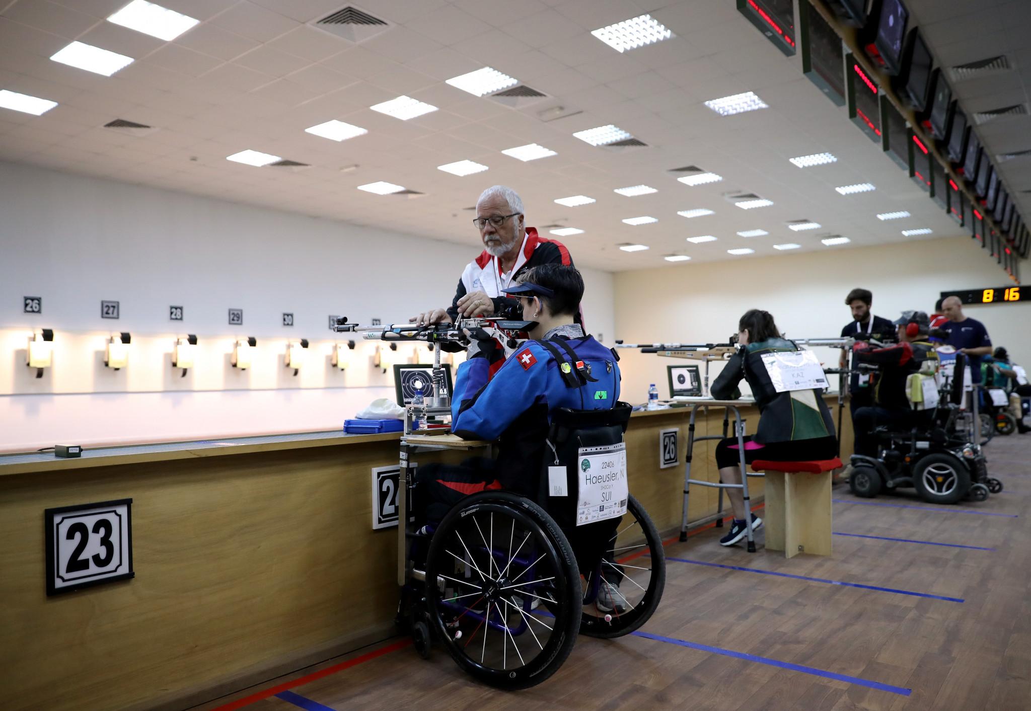 Sydney awarded 2019 World Shooting Para Sport World Championships