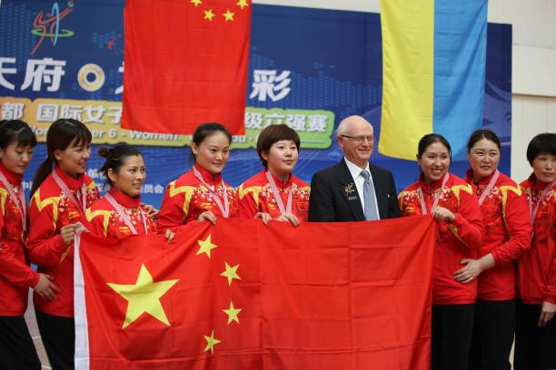 China win Women's World Super 6 sitting volleyball crown in Chengdu