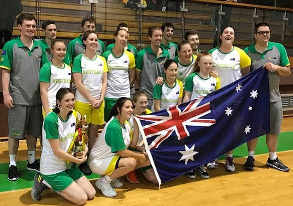 Australia appoint basketball coaches for home INAS Global Games in Brisbane