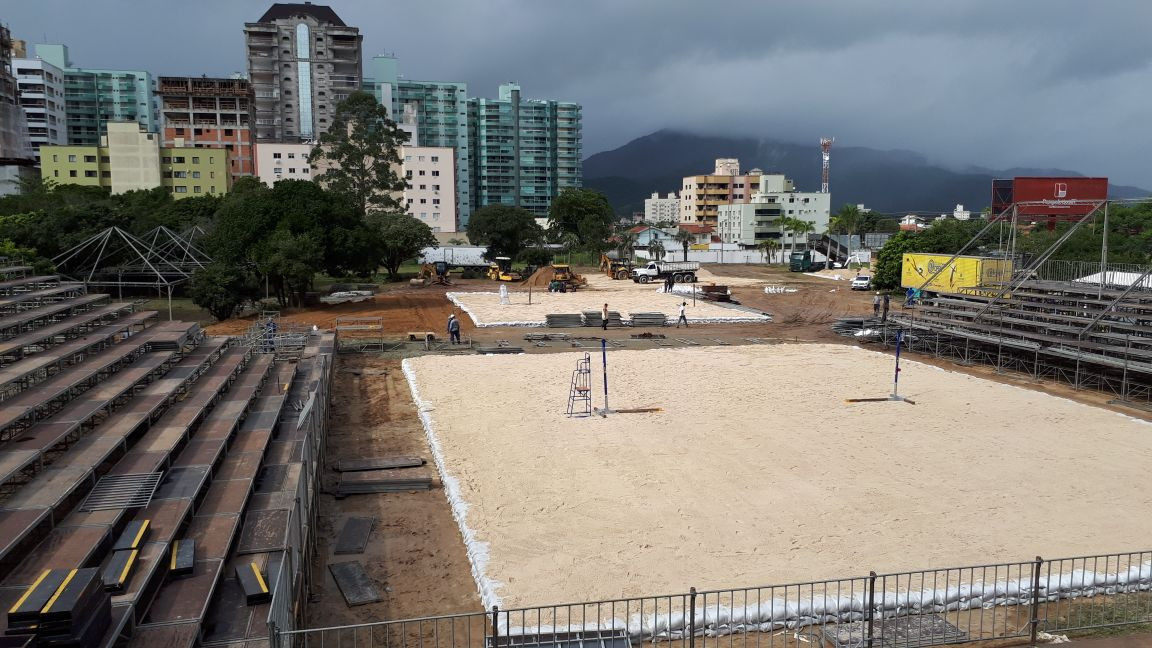 Brazilian pairs seeking home success at FIVB Itapema Open