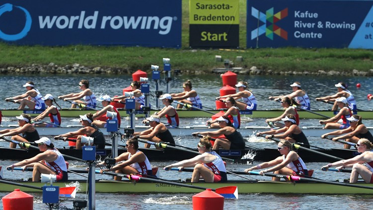 NBC sign three-year rights deal with World Rowing