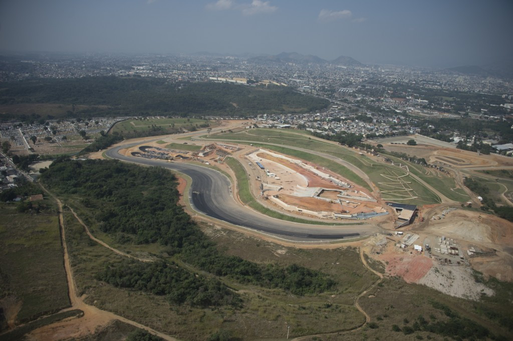 The Deodoro Olympic Village is home to Rio's BMX venue