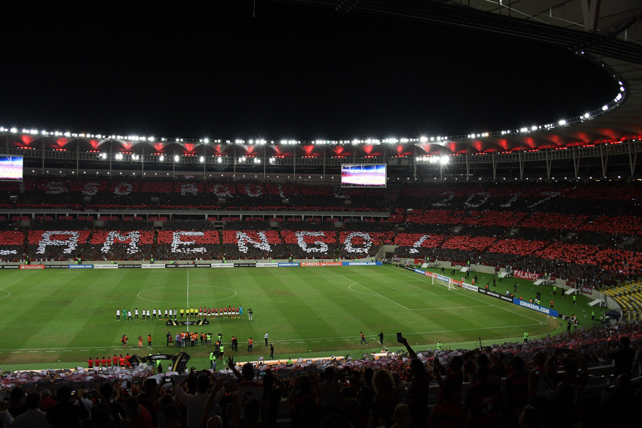 Flamengo to play at Maracanã until 2022