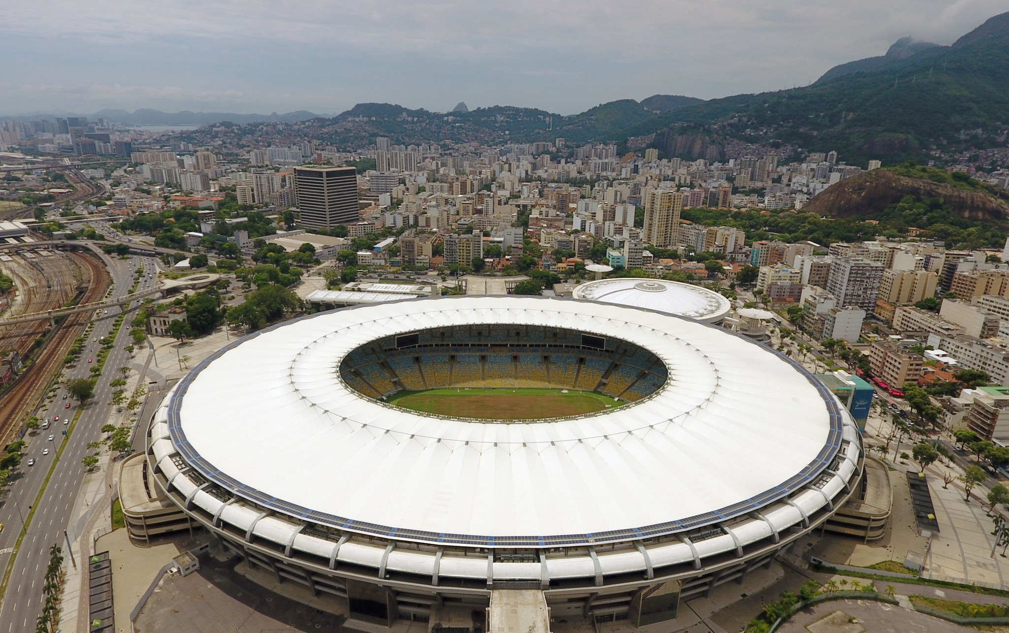 The Maracanã has been the scene of numerous problems since Rio 2016 ©Getty Images