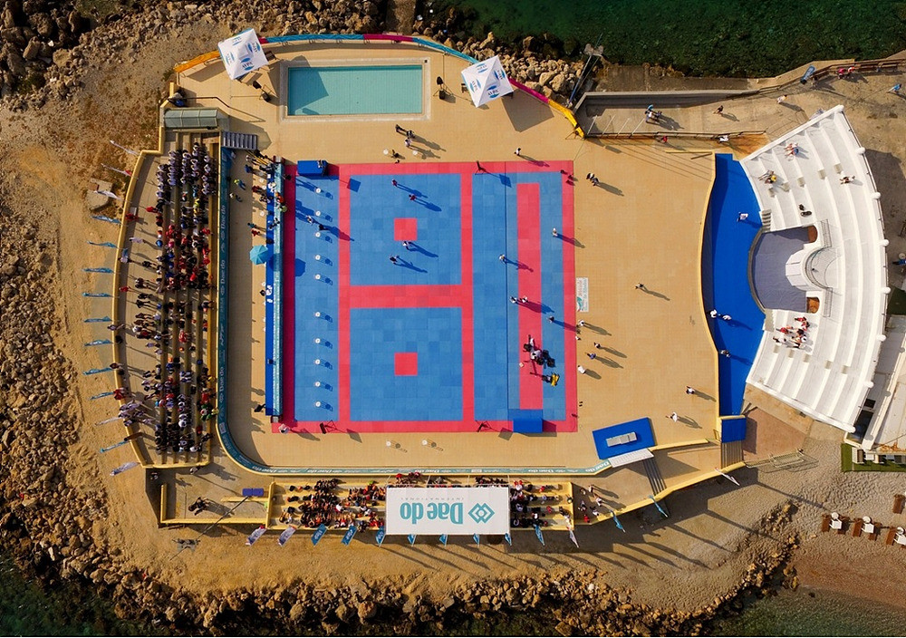 "World Taekwondo have said that this year's World Beach Championships in Rhodes have ""opened a new chapter"" for the sport ©World Taekwondo"