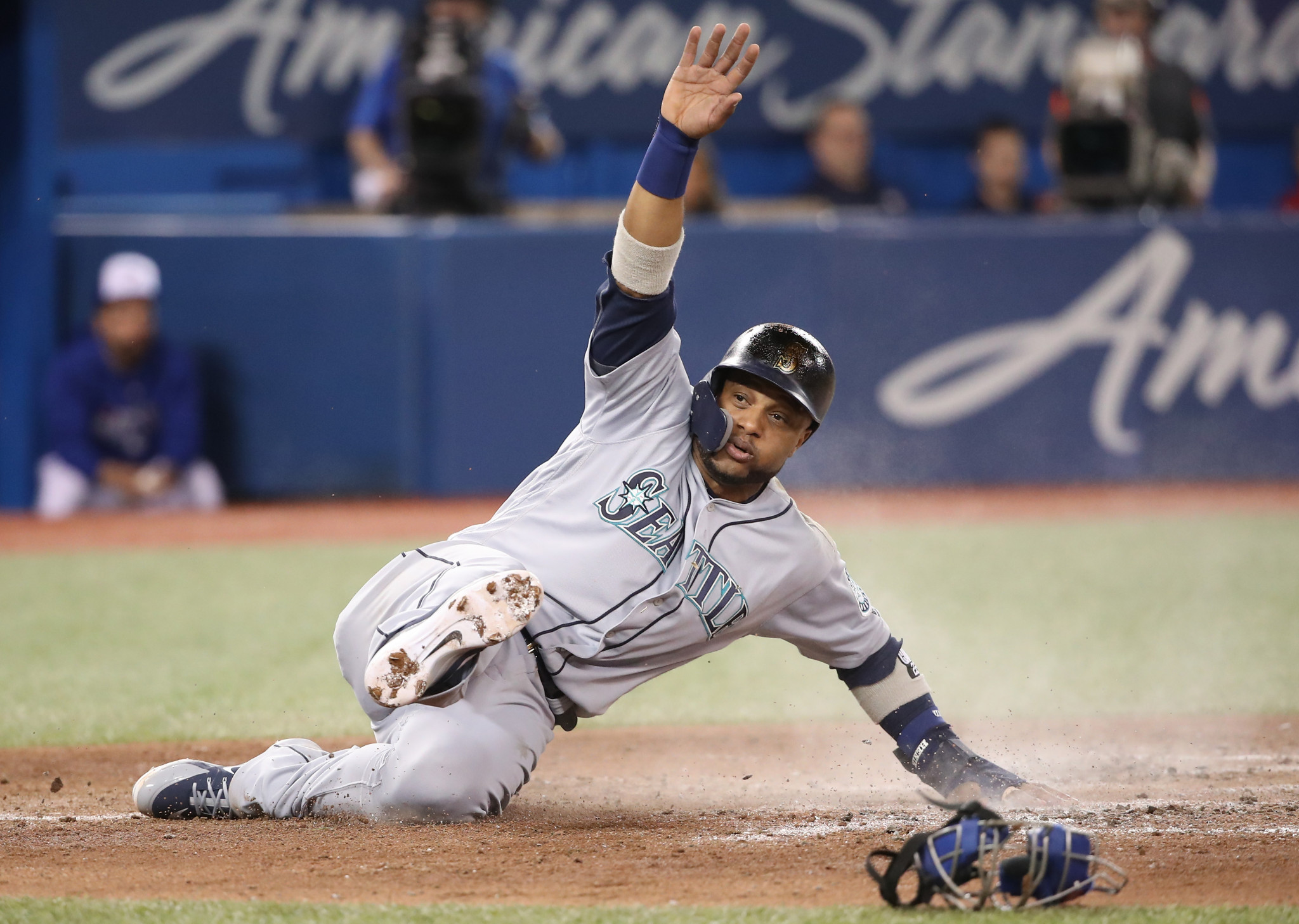 Robinson Canó has been handed an 80-game ban ©Getty Images