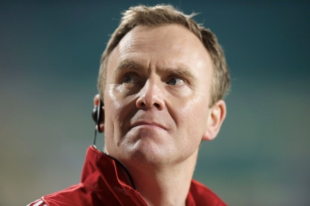 Crutchley resigns as head coach of England and British hockey teams