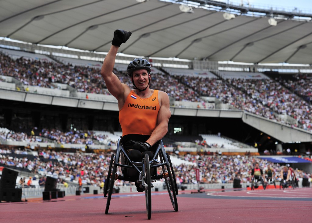 Kenny Van Weeghel is expected to be another Dutch medal prospect in Doha