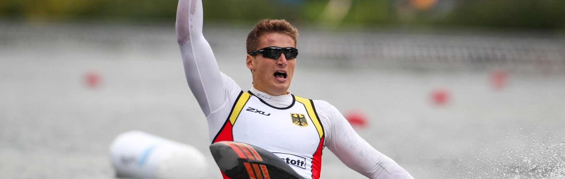 Tom Liebscher will be among the contenders in the K1 1,000m ©ICF