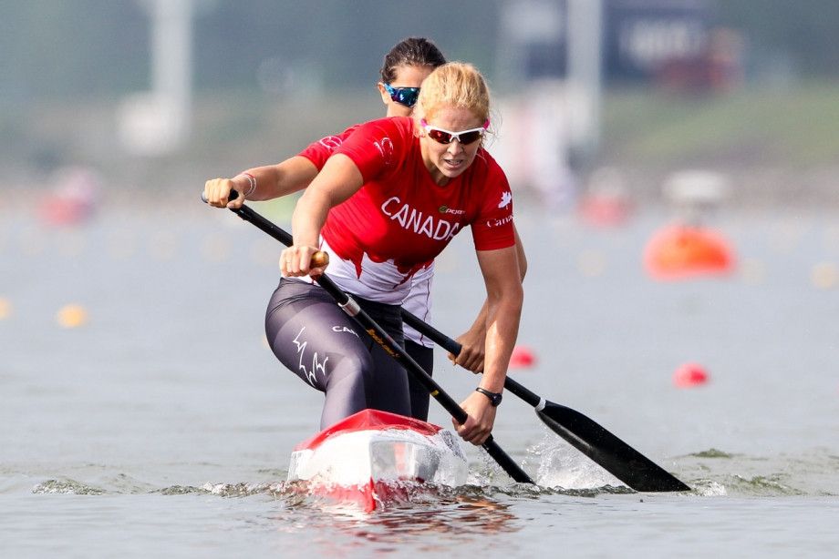Canada will look to challenge in the C2 500m class ©ICF