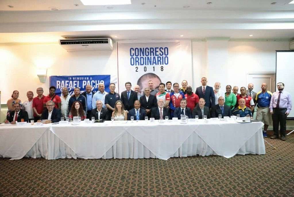 The Congress took place in the Dominican Republic capital Santo Domingo ©IWF