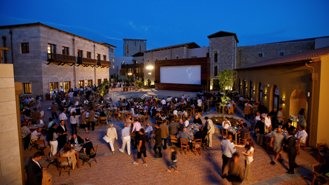 The Greek resort of Costa Navarino is the location for the FIS Congress ©FIS