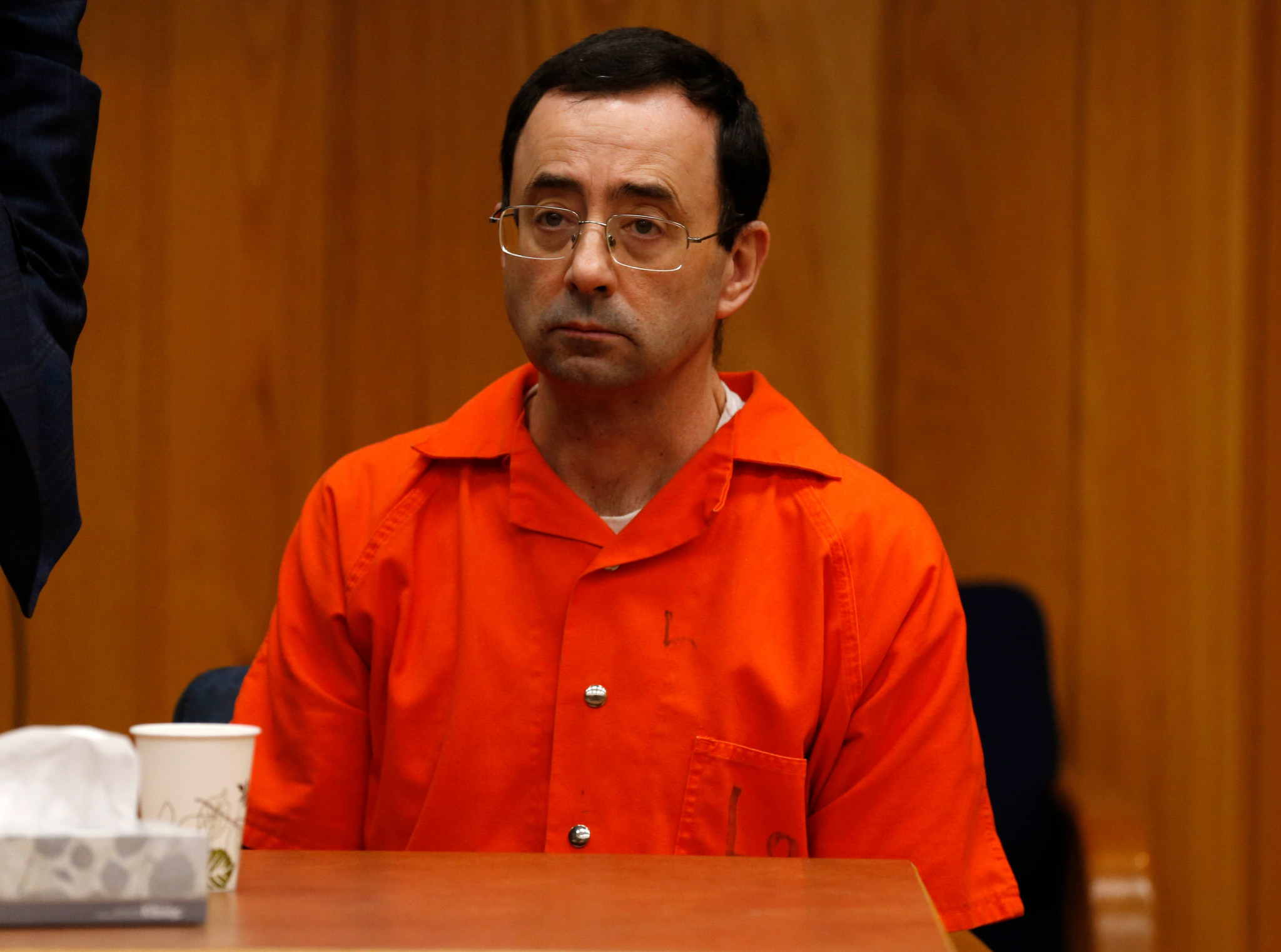 Michigan State University reach $500 million settlement for Nassar victims