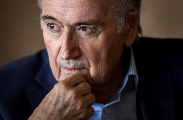 Former FIFA President Sepp Blatter insisted: