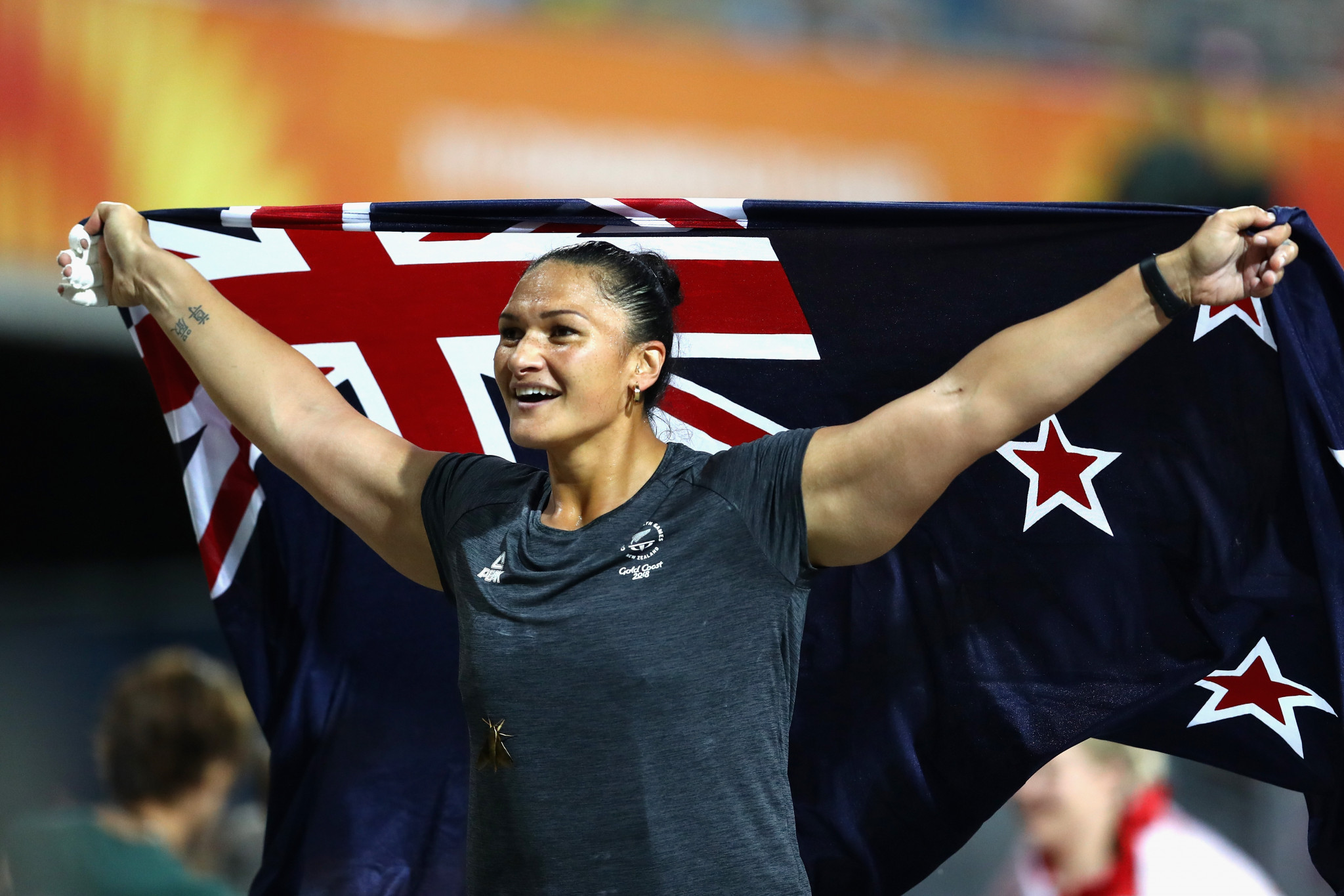 Valerie Adams will officially start the 24:1 races ©Getty Images