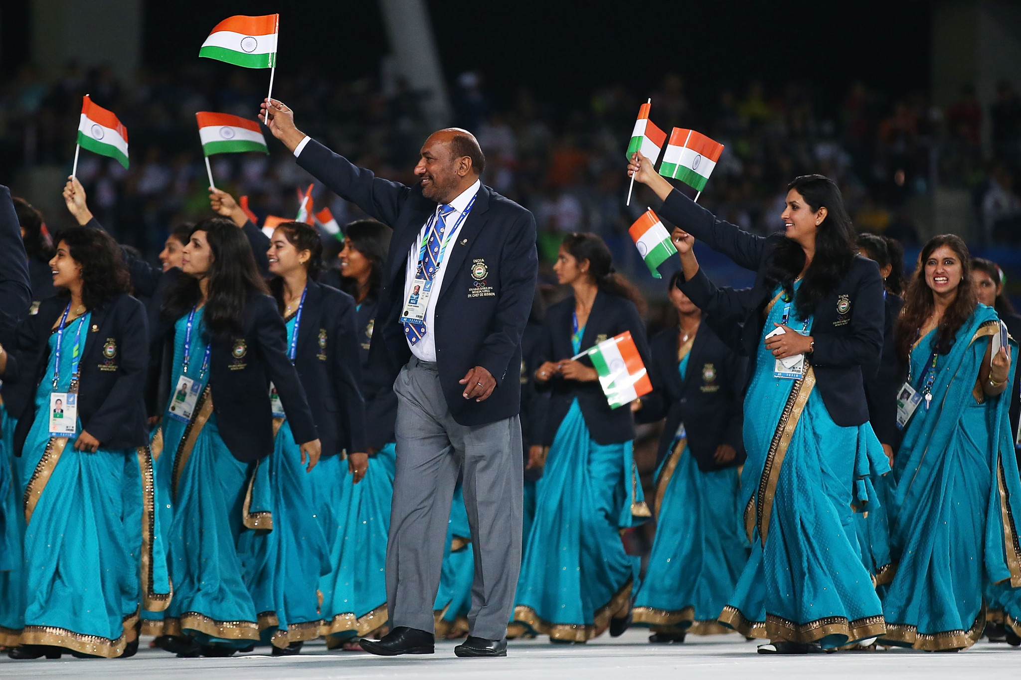 Indian sprinter calls for more to be done to combat doping in Asian Games build-up