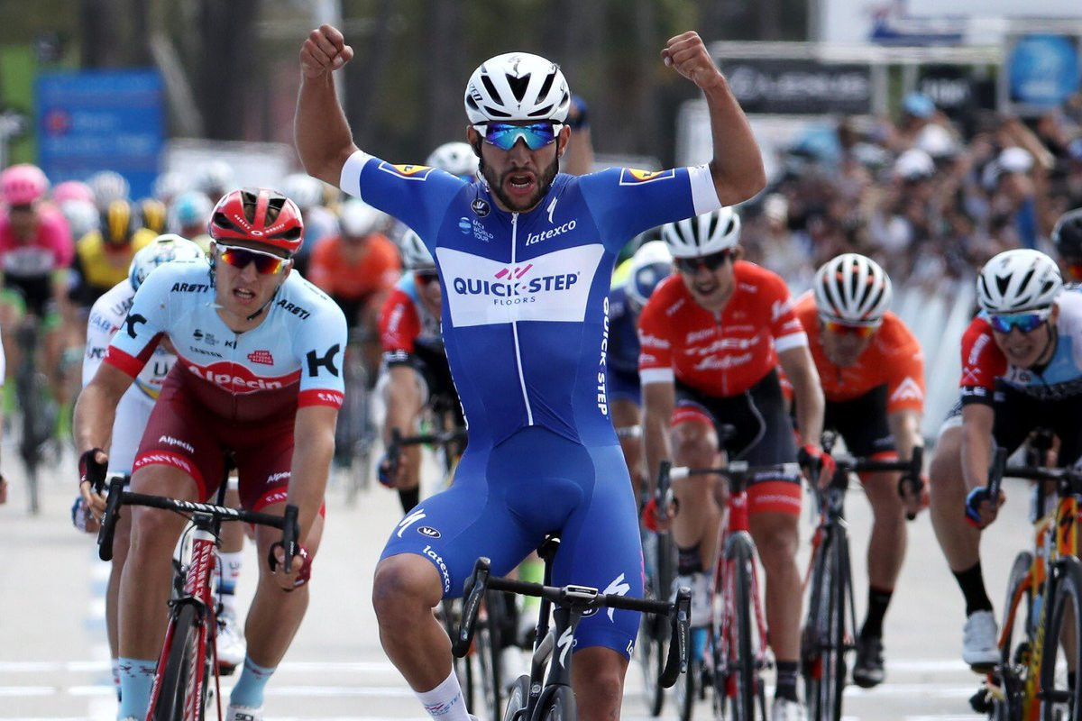 Colombian sprint cyclist Fernando Gaviria tested positive for coronavirus during the UAE Tour ©Getty Images