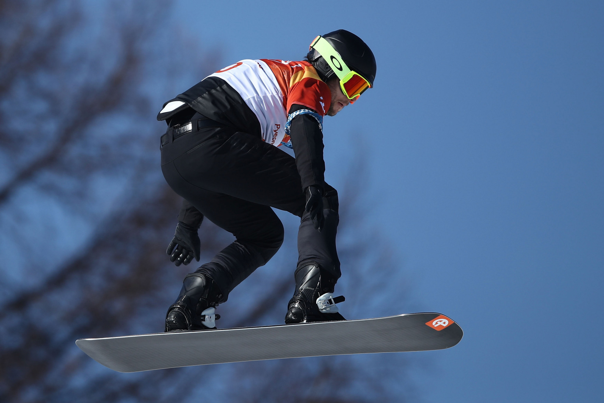 German snowboarder Konstantin Schad is one of two athletes to have been elected to the Council ©Getty Images