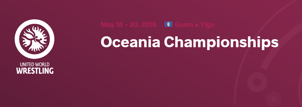 Hosts Guam enjoy successful opening day at Oceania Wrestling Championships