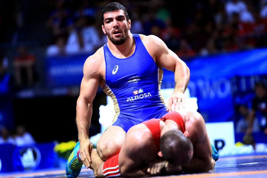 2015 Wrestling World Championships: Day five of competition
