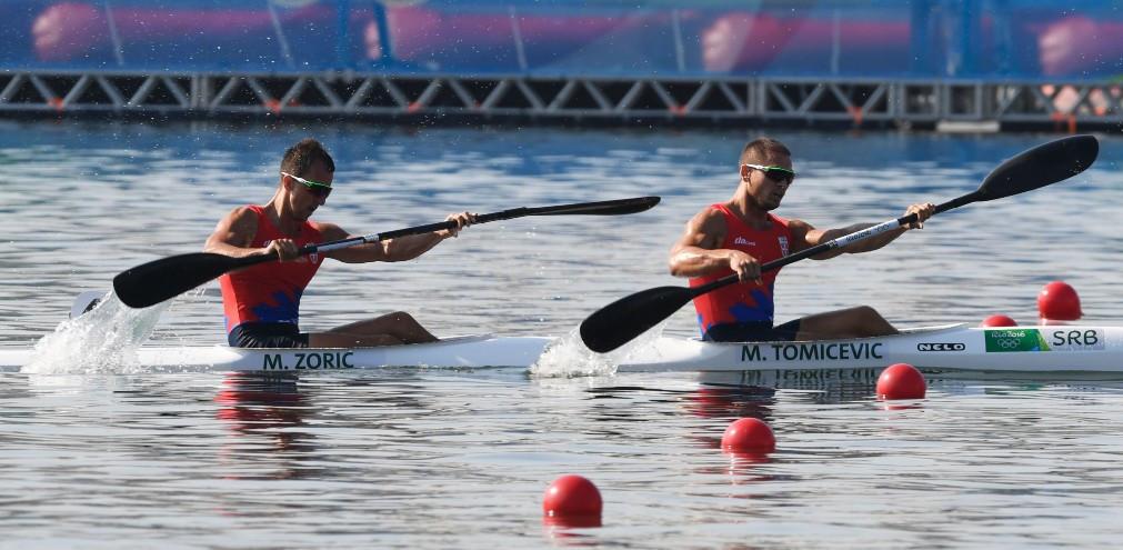 Serbian world champions continue winning streak at ICF Canoe Sprint World Cup