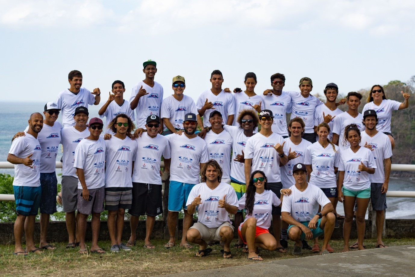 ISA hold Olympic Solidarity-backed coaching and water safety courses in Panama