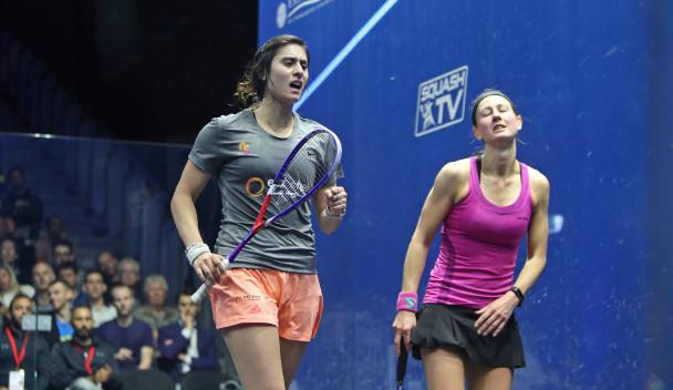 El Sherbini and Massaro among winners at PSA British Open