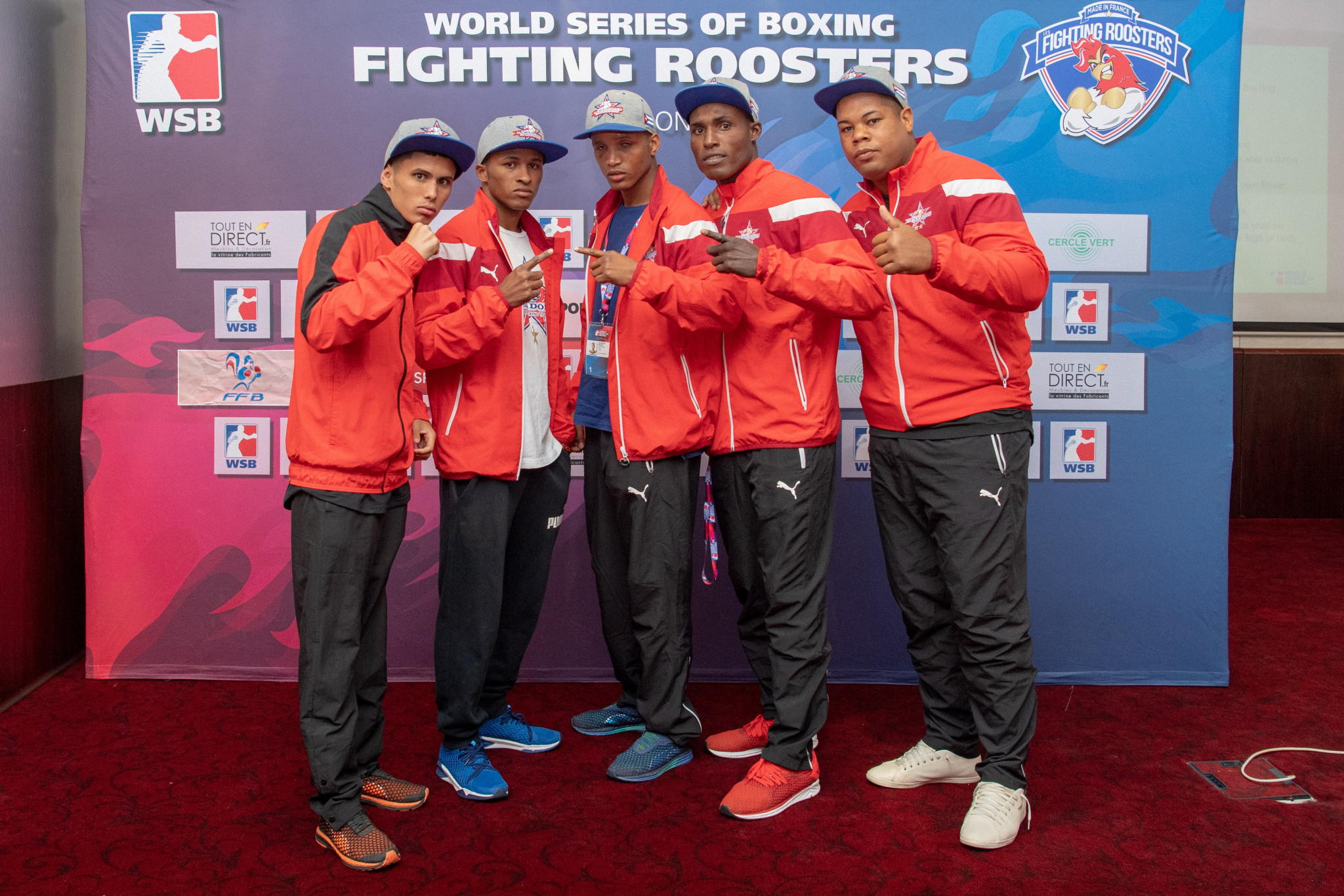 Cuba Domadores earn narrow first-leg lead in World Series of Boxing semi-final
