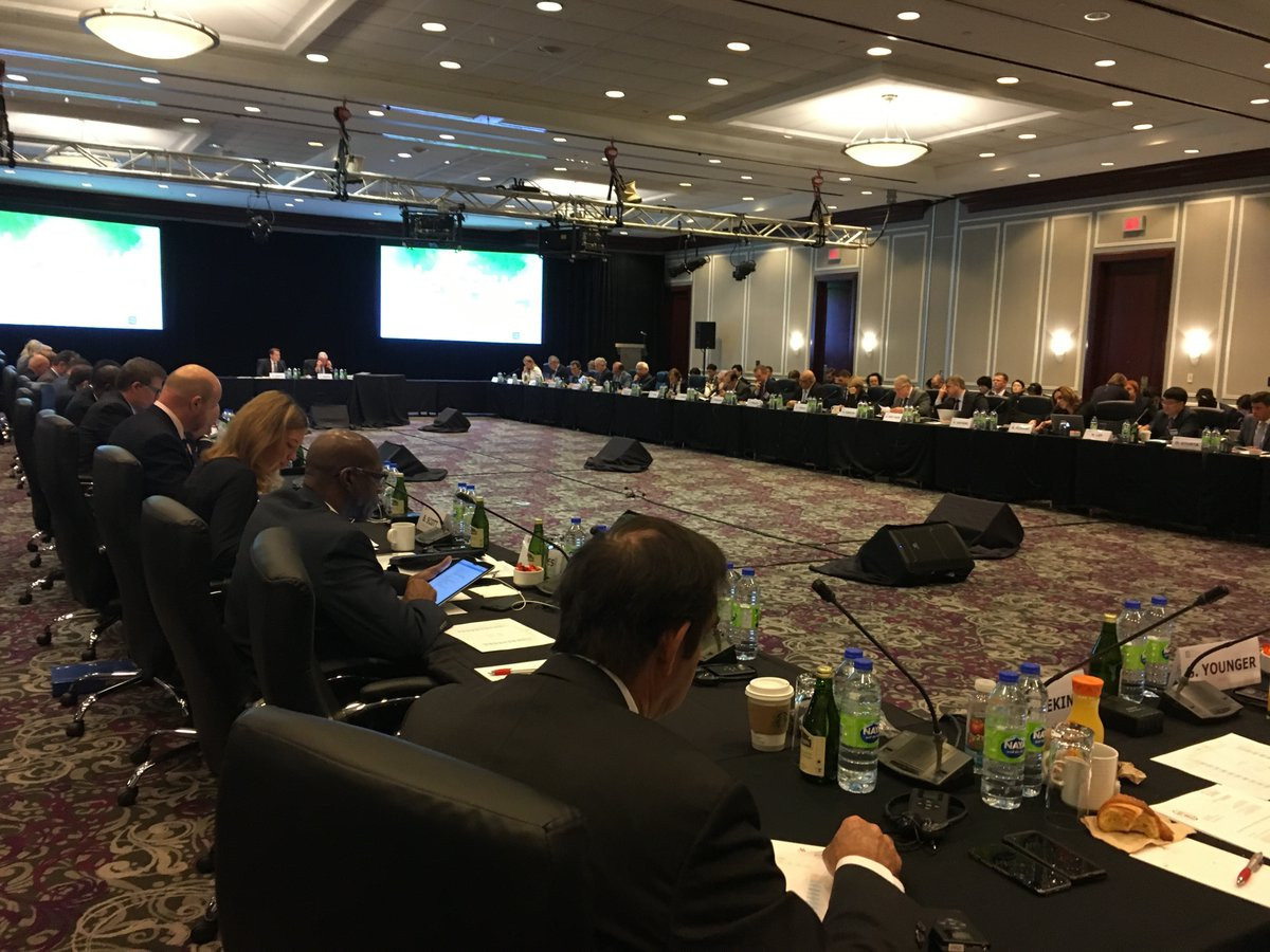 Tensions between Governments and sports officials came to the boil during the WADA Foundation Board meeting ©WADA