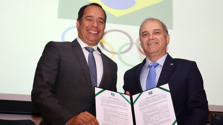Brazilian Olympic Committee signs commitment to prevent abuse and harassment in sport