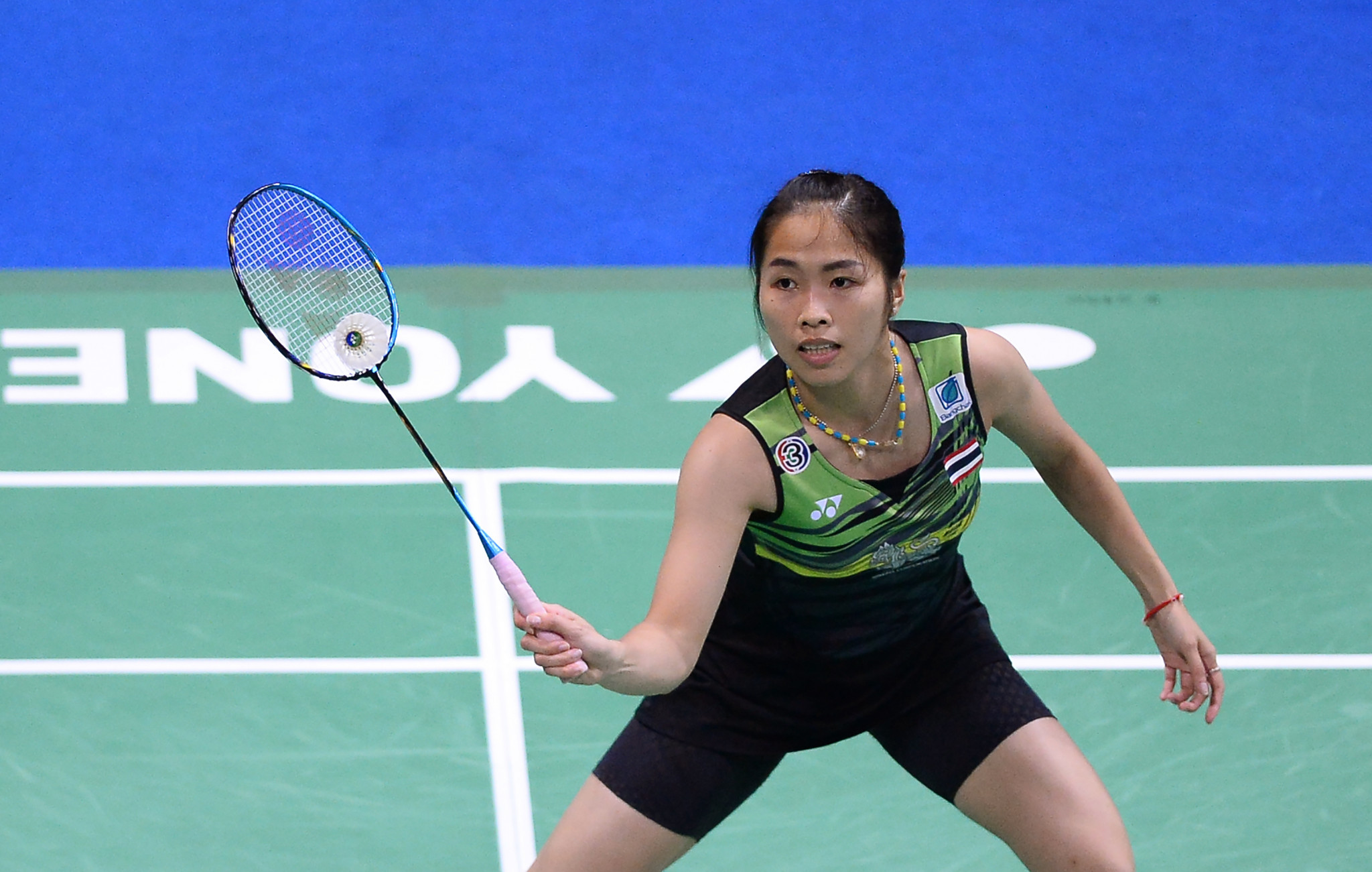 Ratchanok Intanon will be hoping to guide hosts Thailand to Uber Cup success ©Getty Images