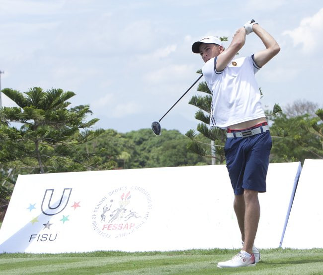 Imano produces stunning final round to win World University Golf Championships