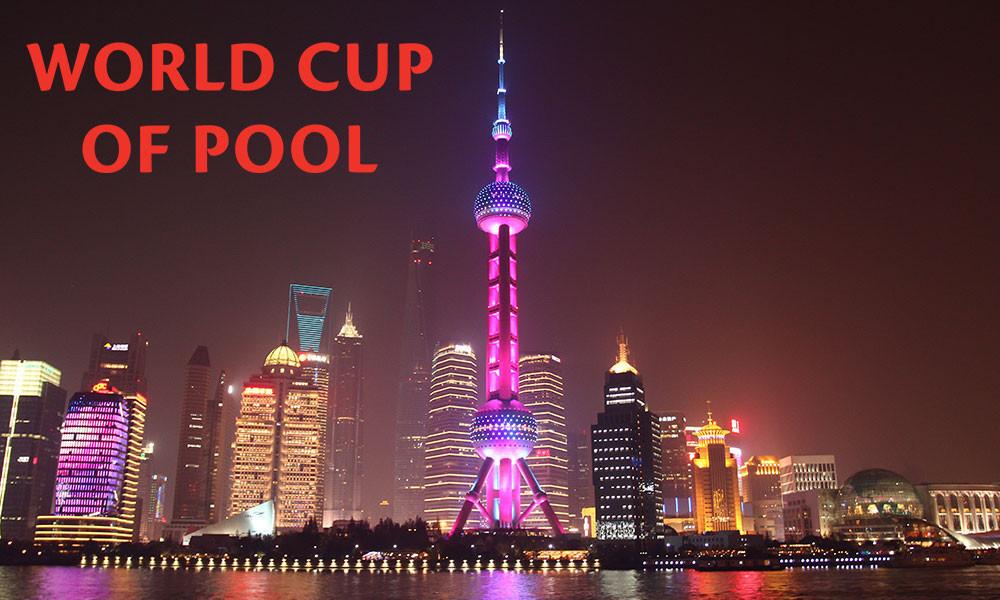 Two Chinese teams reach semi-finals at World Cup of Pool