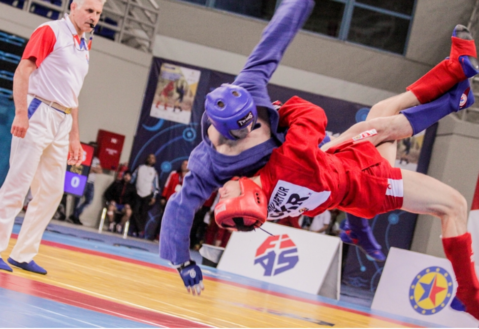 Bulgaria and Georgia gain titles as Russia re-assert dominance at European Sambo Championships