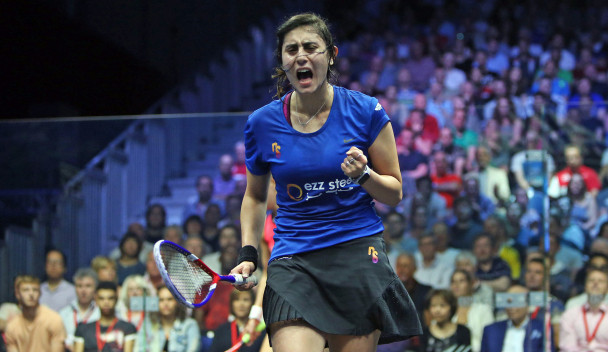 Egypt dominate on semi-finals day at PSA British Open